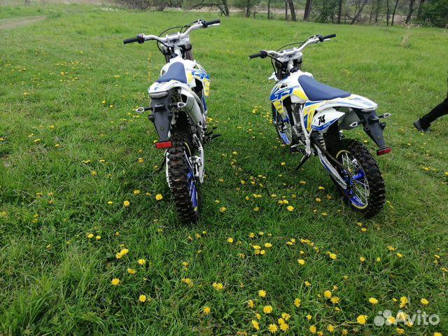 Мотоцикл Кросс TT250 (172FMM) (2020 г.) с птс купить 9