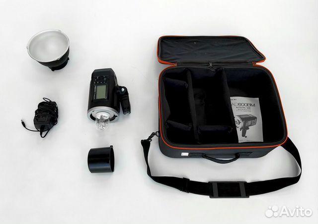 Студийная вспышка Godox Witstro AD600BM kit (х1)  купить 3
