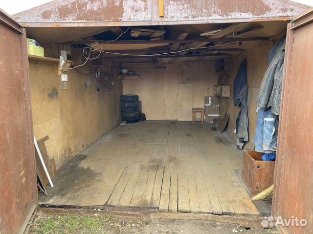 снять гараж 6-й микрорайон