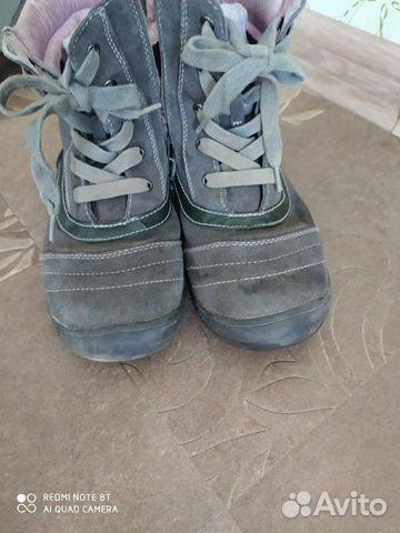 Ботинки Капика 33 размер  89137851946 купить 2