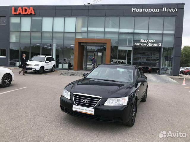 Hyundai Sonata, 2010 88162682472 купить 1