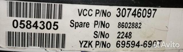 Приборка volvo S60  89058744455 купить 2