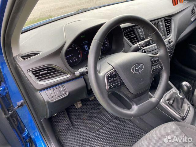 Hyundai Solaris, 2017 89641573010 купить 7