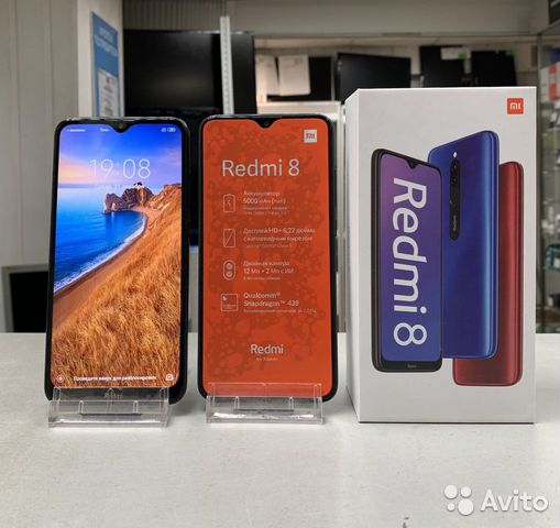 Xiaomi Redmi 8 64GB в Магазине