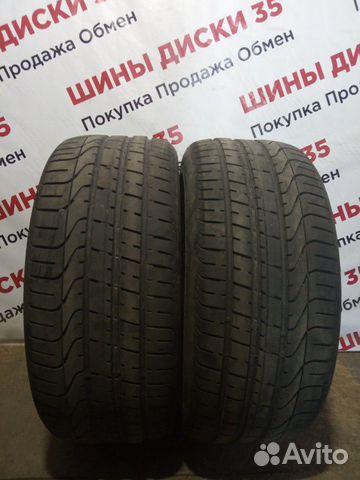 Пара шин 255/45/19 Pirelli P zero  89115014247 купить 1