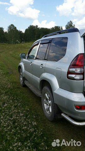 Toyota Land Cruiser Prado, 2004  купить 4