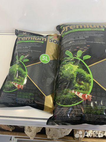 Субстрат для аквариумных растений  89159299390 купить 1