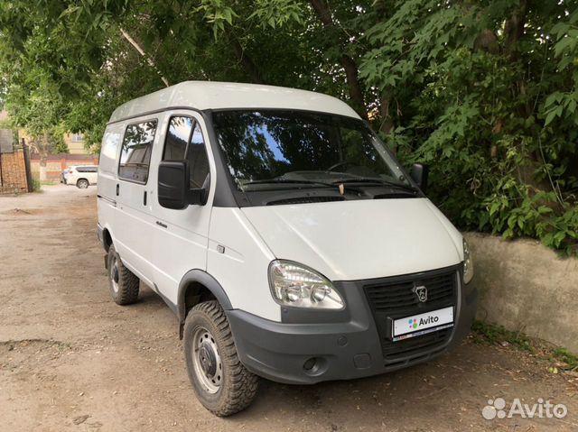 ГАЗ Соболь 2752, 2019