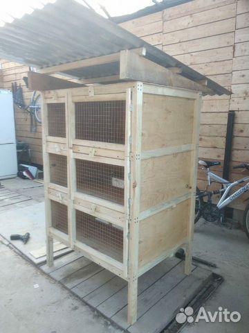 Клетка для кроликов  89200954267 купить 6
