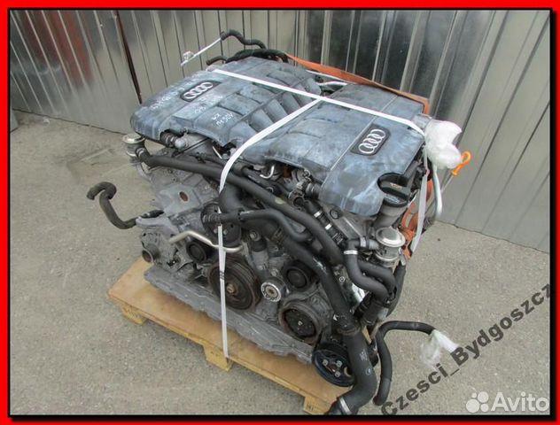 двигатель audi w12