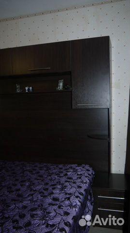 Комплект кровать, матрас, изголовье, тумбочки  89506276098 купить 4