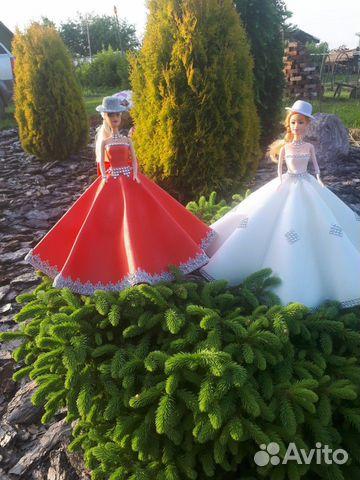 Светильник ночник кукла для маленькой принцессы