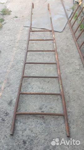 Металлическая лестница  купить 1
