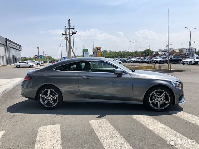 Mercedes-Benz C-класс, 2016 89058194466 купить 7