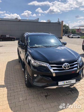Toyota Fortuner, 2018  89584890216 купить 2