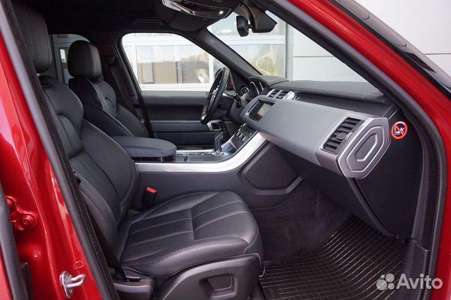 Land Rover Range Rover Sport, 2013  88612441450 купить 10