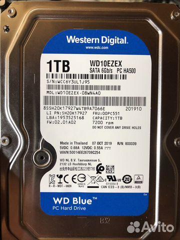 Жесткий диск 1 tb  89206205665 купить 2