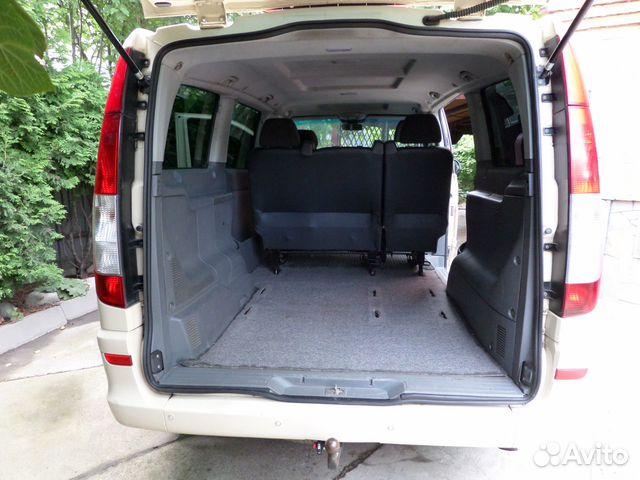 Mercedes-Benz Vito, 2006  89038421894 купить 5