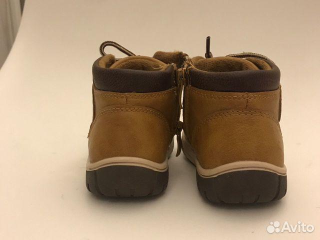 Ботинки детские  89814566700 купить 4
