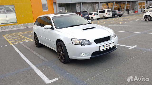 Subaru Legacy, 2003  купить 4