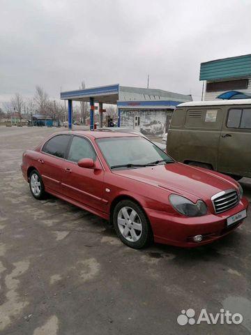 Hyundai Sonata, 2004  89181761991 купить 5