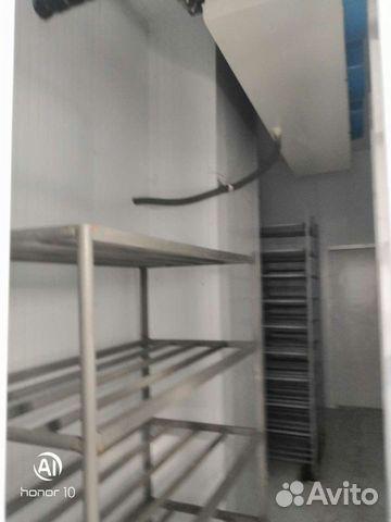Шоковая камера холодильная