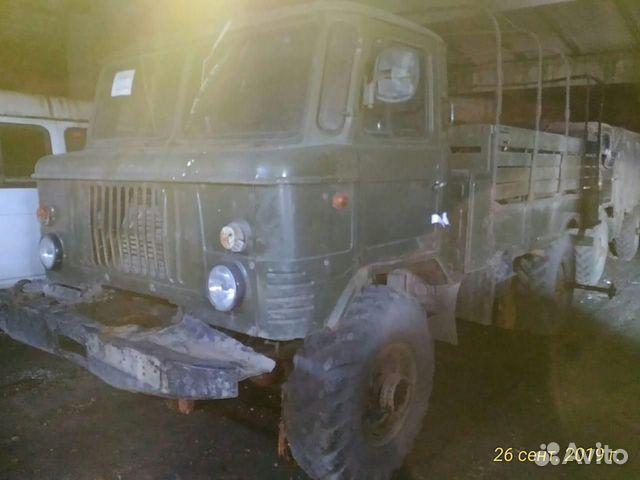Военная приемка газ-66