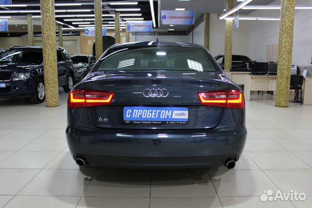 Audi A6, 2012  89828708454 купить 7