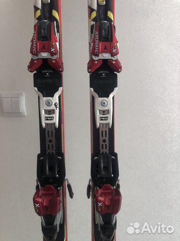 Горные лыжи Atomic GS  89029239870 купить 2