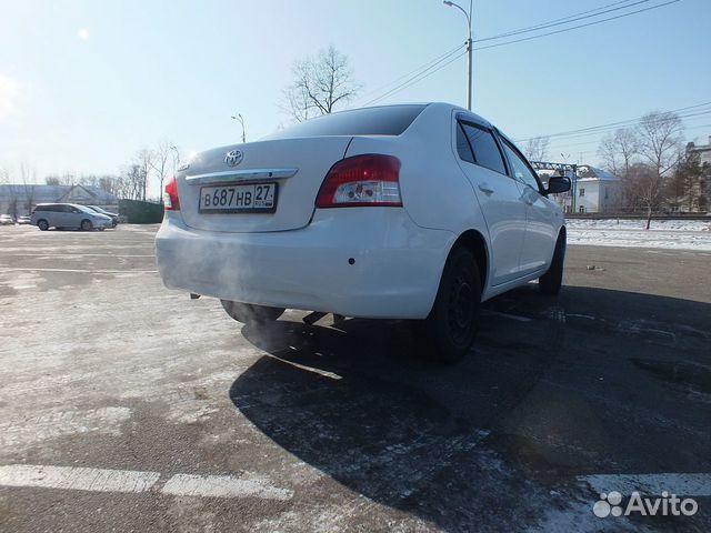 Аренда/Прокат авто toyota Belta  89145442707 купить 4