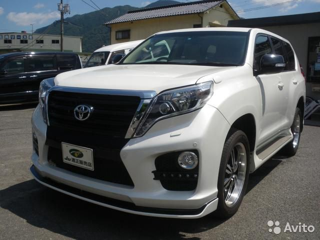 Toyota Land Cruiser Prado, 2015  89998820000 купить 1