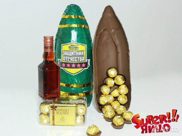 Огромные шоколадные подарки. Новинка 2020  89247122718 купить 7
