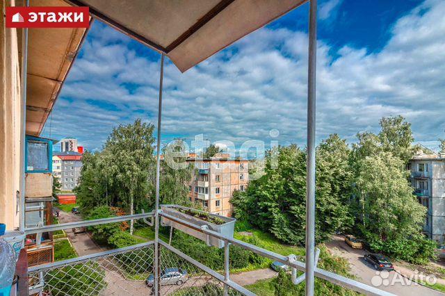1-к квартира, 31 м², 5/5 эт.  89216201871 купить 10