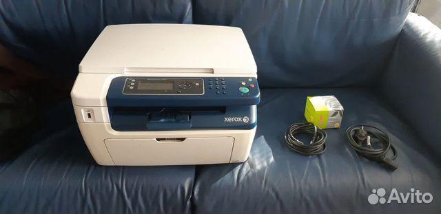 Принтер сканер копир лазерный черно-белый  купить 1