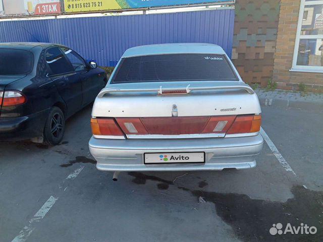 VAZ 2115 Samara, 2003  89641574057 buy 2
