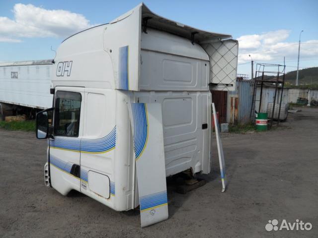 Кабина Скания PGR (Scania P,G,R series)  83919898433 купить 4