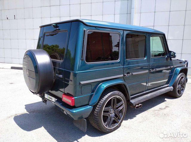 Mercedes-Benz G-класс, 2003  89280729001 купить 5
