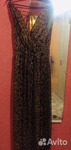 Платье хорошего качества,шифон  89380761000 купить 1
