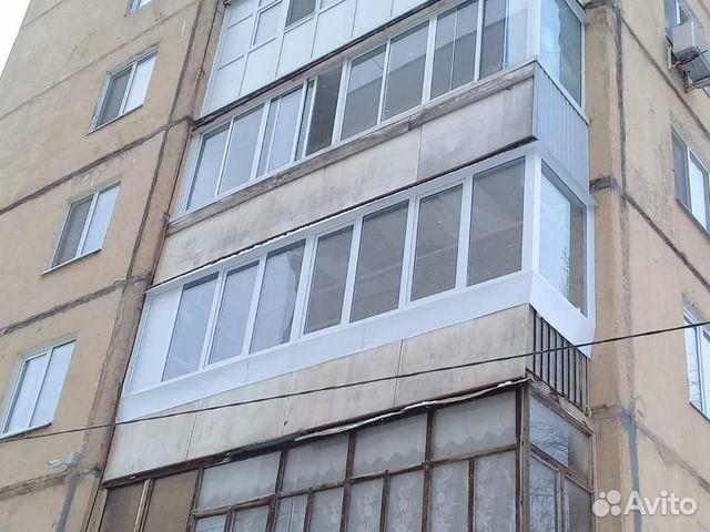 Остекление балконов и лоджий  89174095022 купить 9