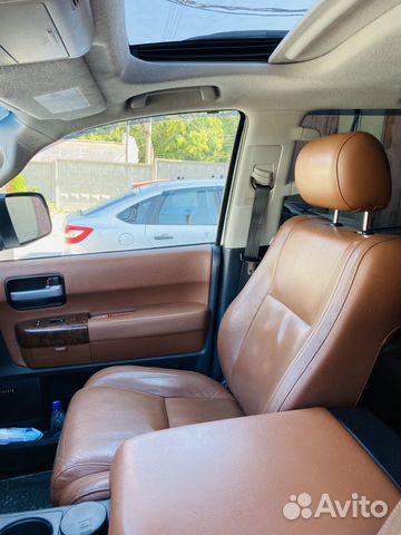 Toyota Sequoia, 2010  89276916404 купить 10