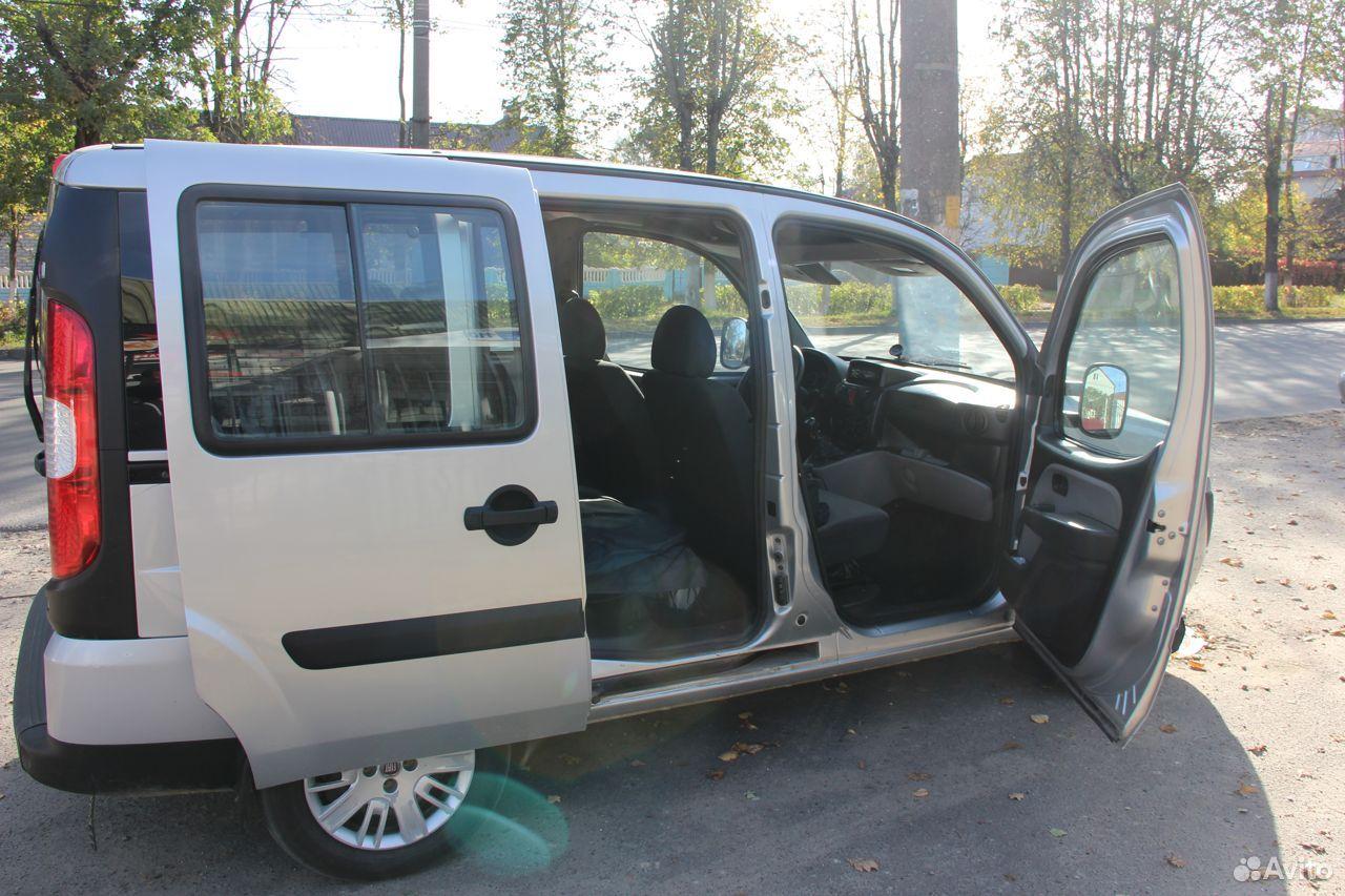 FIAT Doblo, 2011  89065054560 купить 5