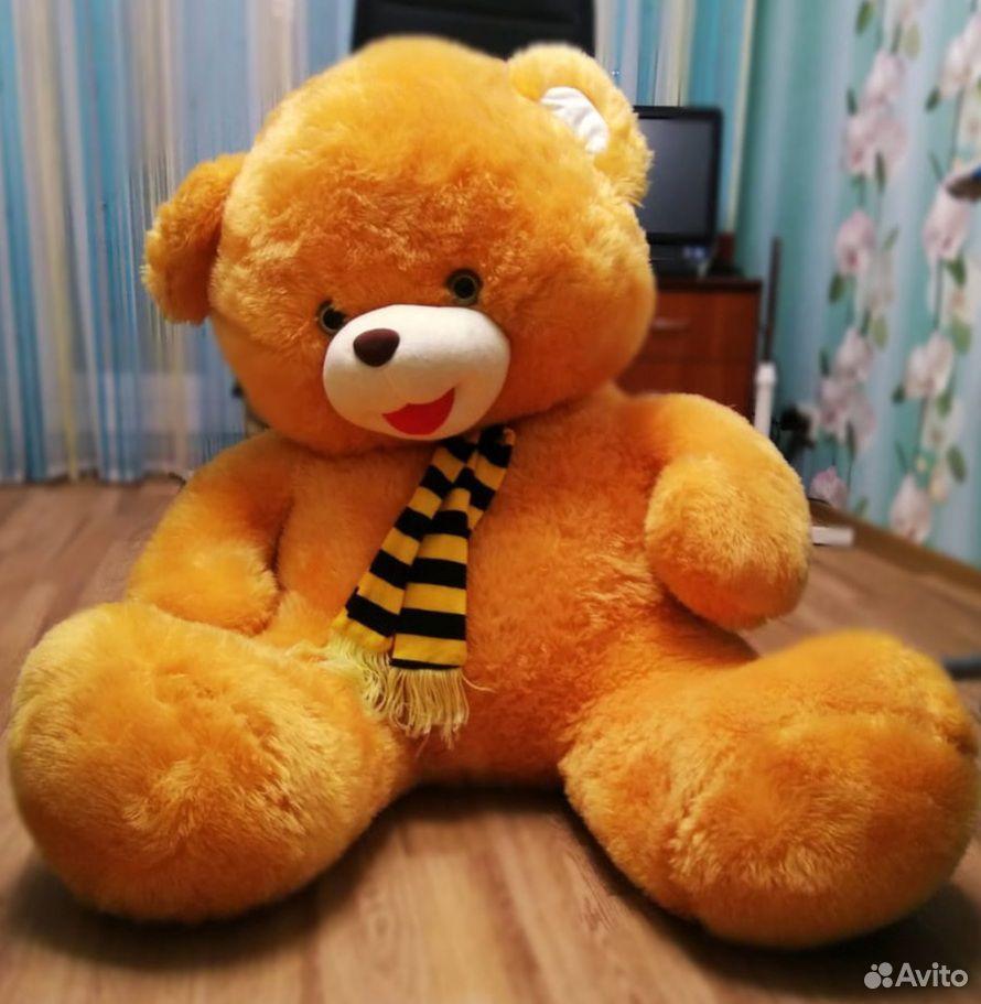 Плюшевый медведь  89274738088 купить 1