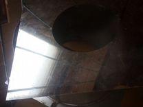 Проход через потолок стену