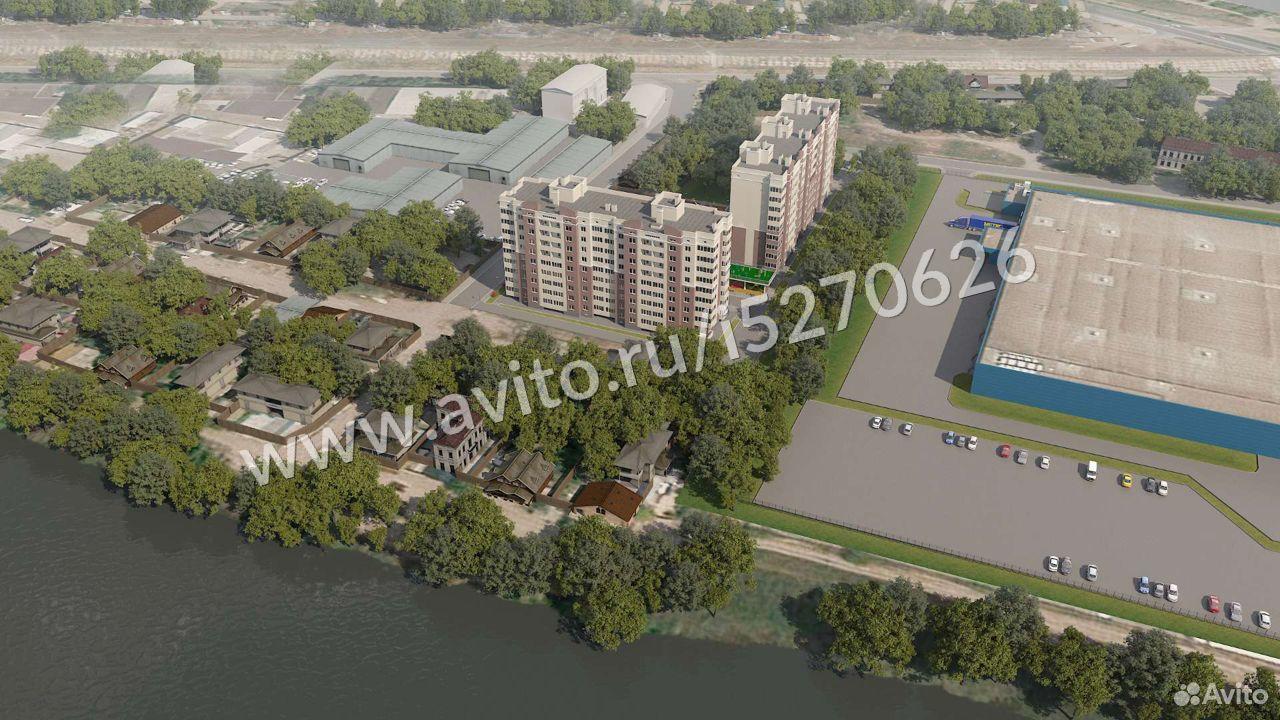 1-к квартира, 45 м², 6/9 эт.  89618134720 купить 3