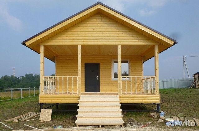 Дачный домик 6,0х6,0  89225996177 купить 1