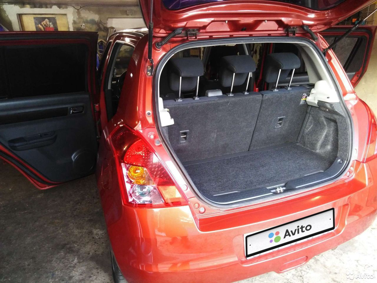 Suzuki Swift, 2007  89606361352 купить 9