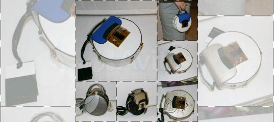 9d0038993b9a Новые круглые женские Сумки Cromia Оригиналы Итали купить в Москве на Avito  — Объявления на сайте Авито