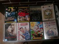Лицензионные DVD-диски