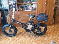 Электровелосипед Eltreco Pragmatic 500W