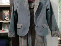 Для девочки сарафан и пиджак